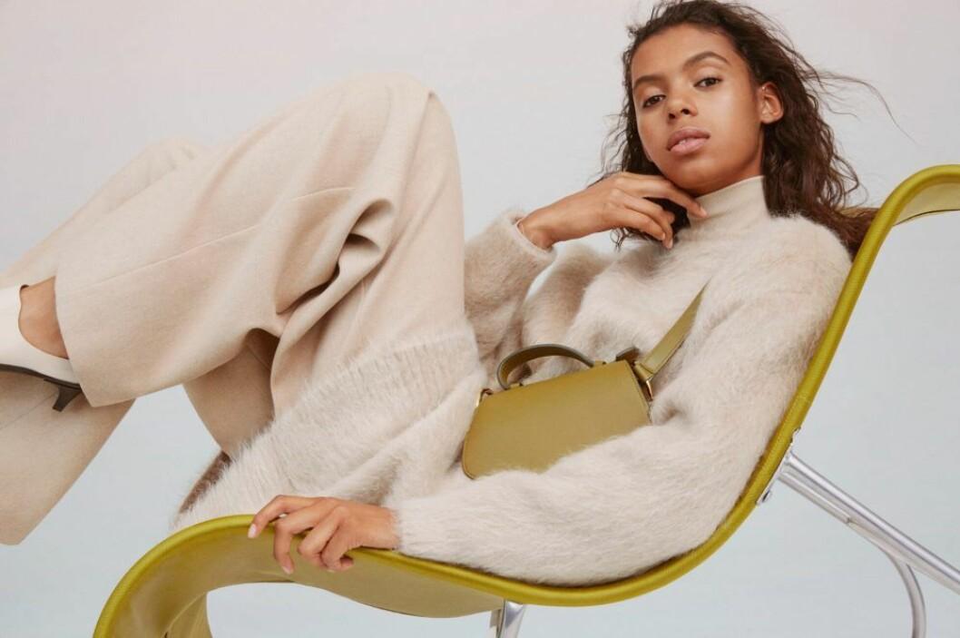 Hel-beige outfit – hösten 2019 är ton i ton den största trenden