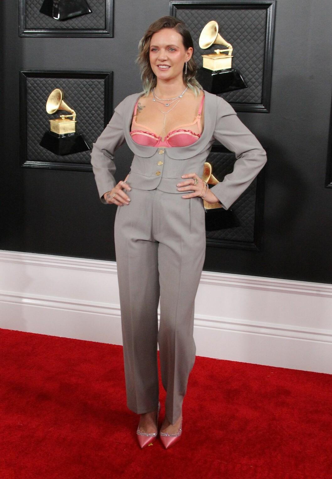 Tove Lo Grammy Awards 2020 röda mattan