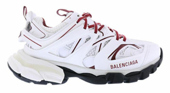 track sneakers från balenciaga