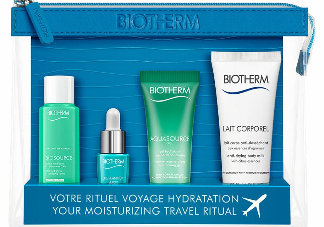Travel kit för ansiktet