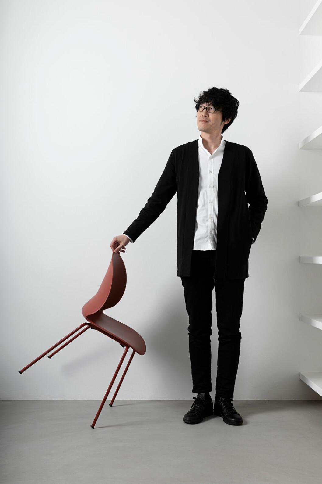 Oki Sato nendo design
