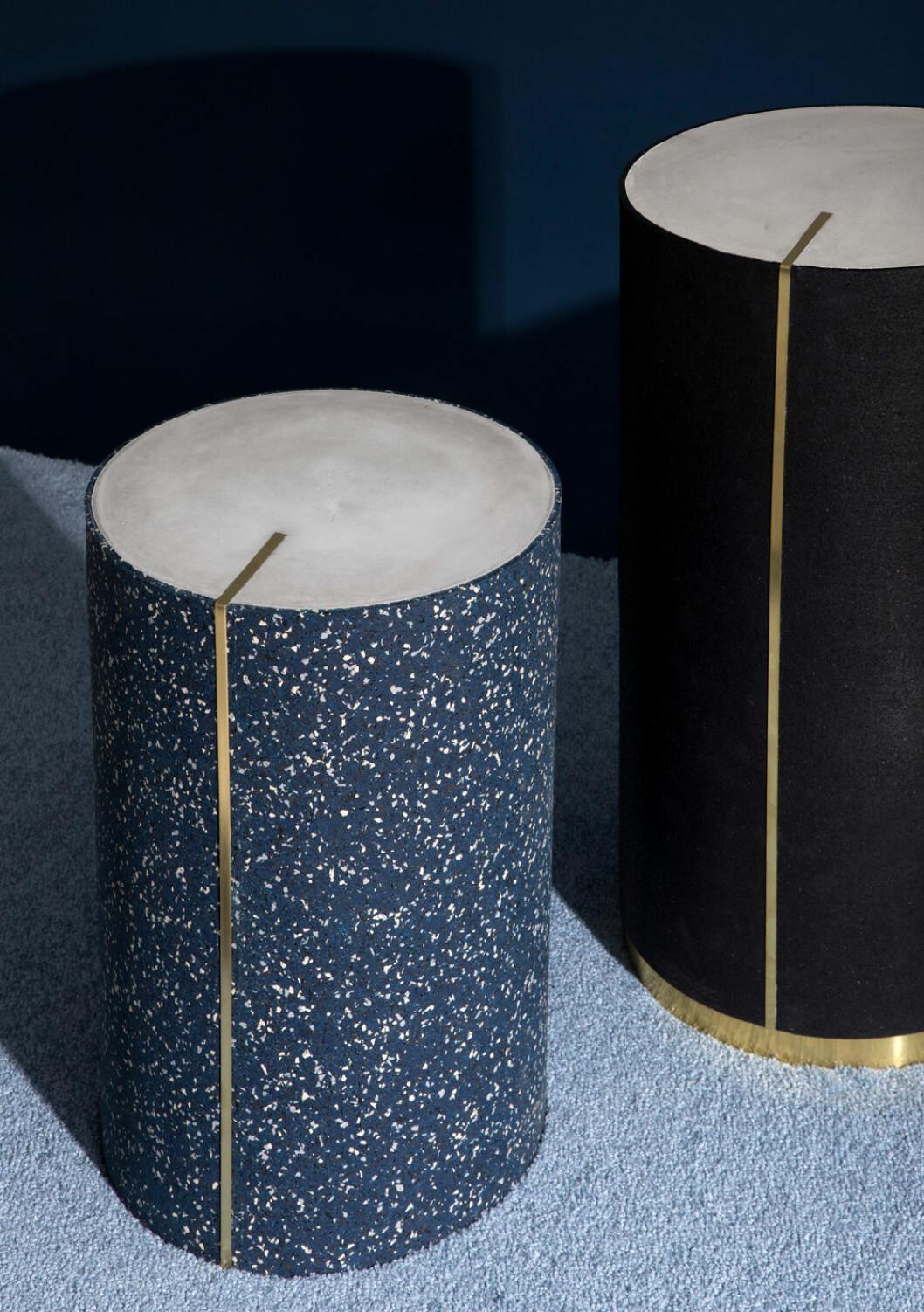 Trend design gummi möbler