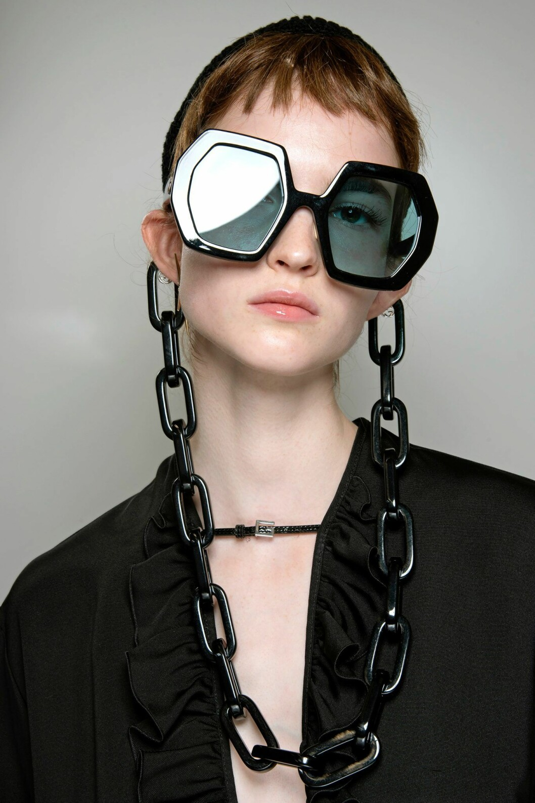 Trender 2020, stora solglasögon Gucci