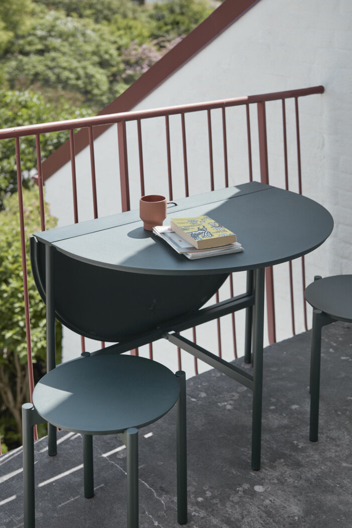 Trender balkong och uteplats 2021, compact living