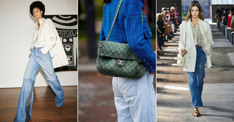 Säsongens snyggaste jeans och trendmodeller.