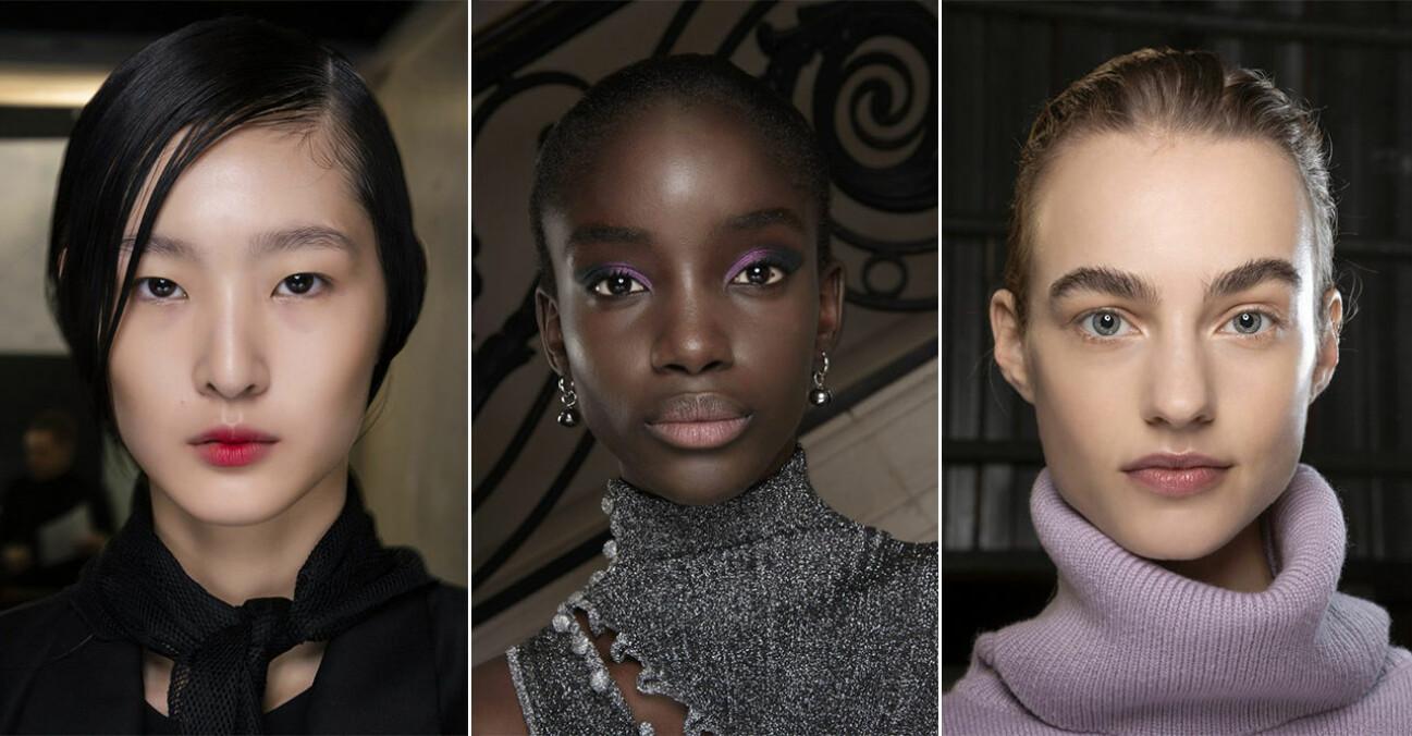 Höstens trender smink makeup