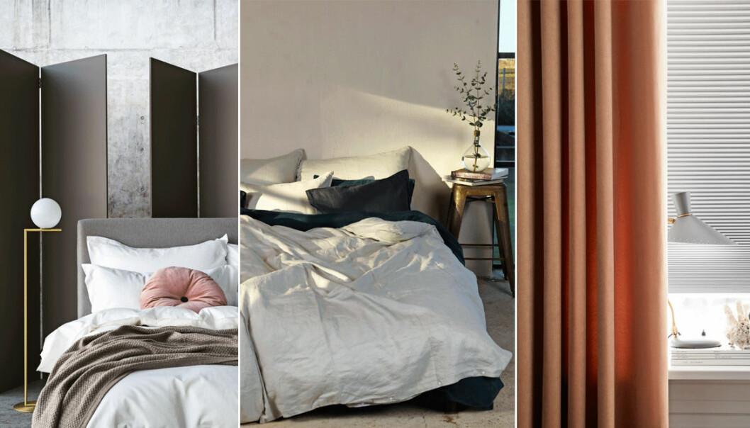 olika sovrumstrender