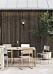 Matbordet är den viktigaste möbeln på uteplatsen och i trädgården 2020
