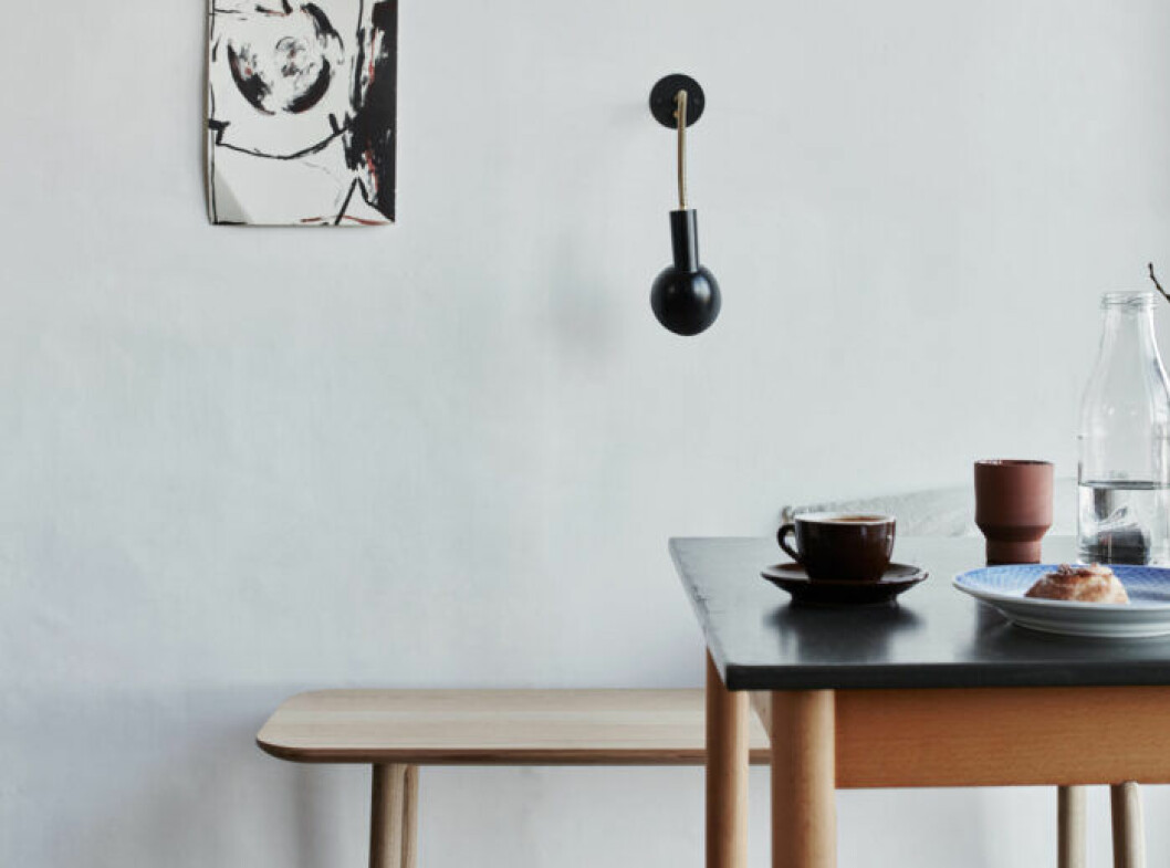 Trendig mix: Blåvitt porslin och keramik