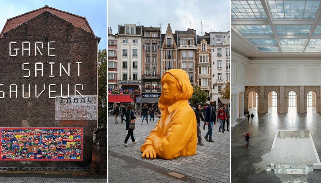 Designhuvudstaden Lille