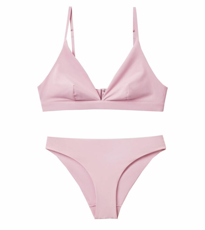 rosa bikini från cos