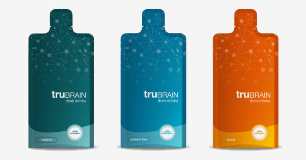 Think Drinks från TruBrain.