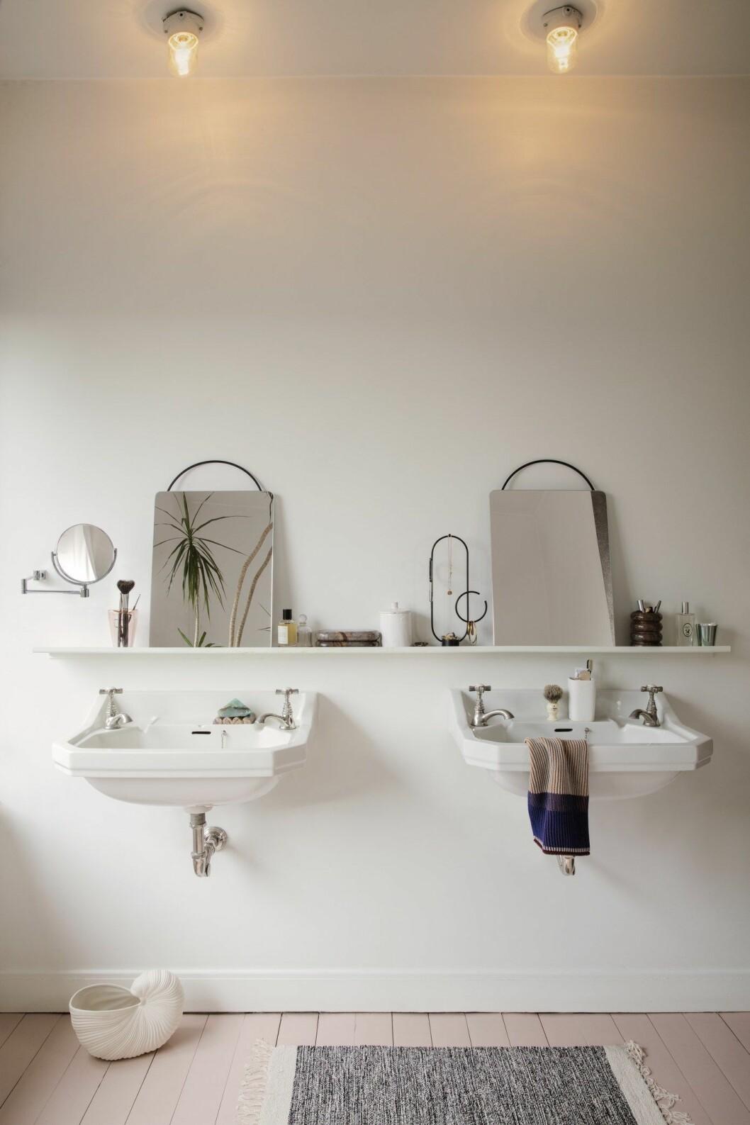 Du kan hitta fina begagnade tvättställ