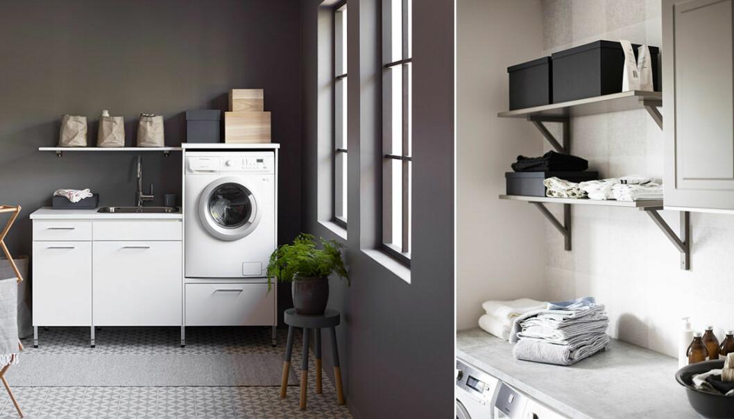 Inspirerande tvättstugor