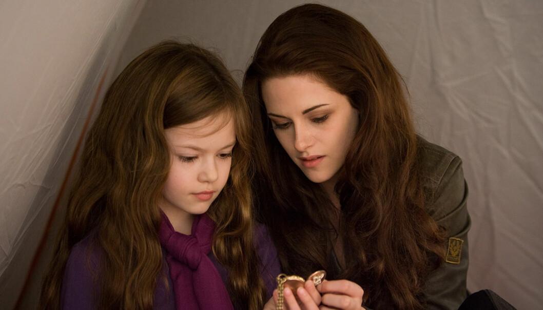Bella och Edwards dotter – så ser Renesmee Cullen från Twilight ut idag