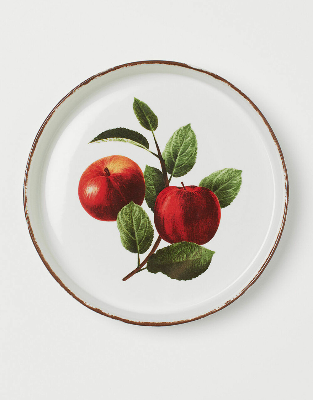 Ugnsform med motiv av äpplen från H&M Home