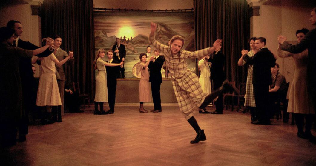 Bild från filmen unga Astrid
