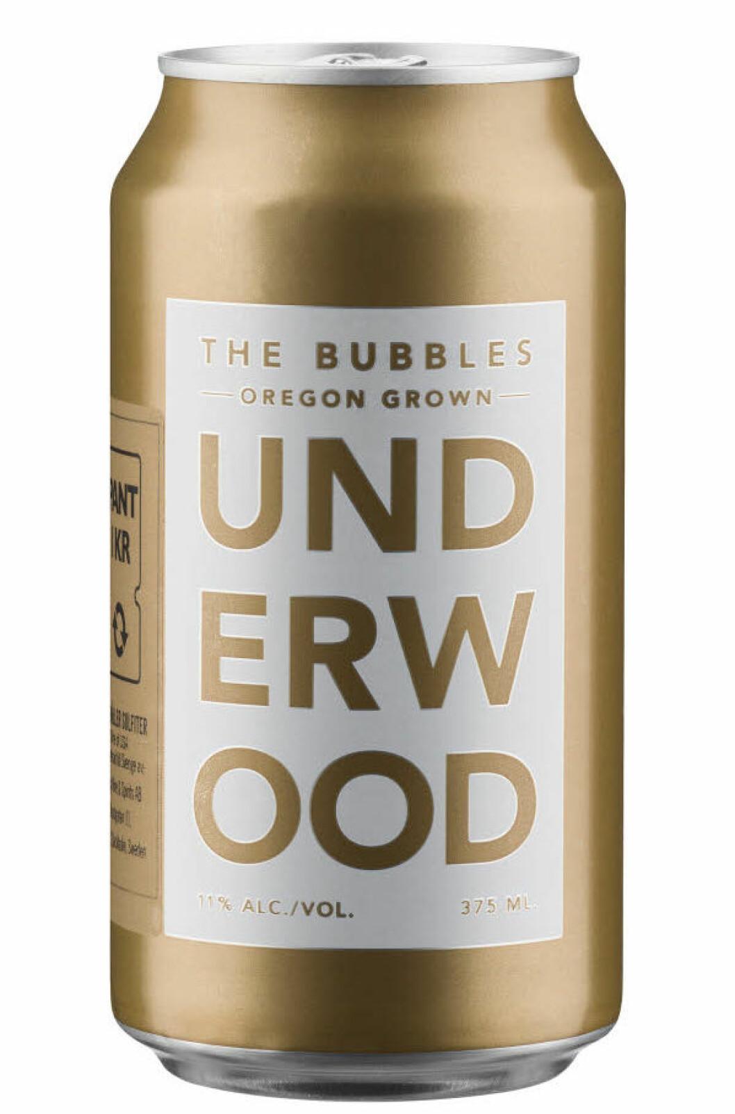 underwood the bubbles