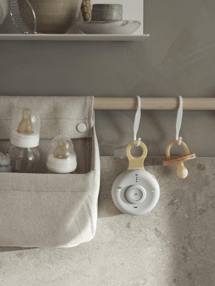 Undvika – en babymonitor från Ikea