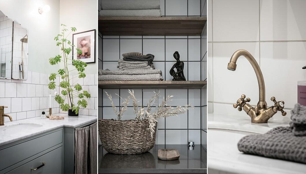 Uppdatera badrummet utan renovering