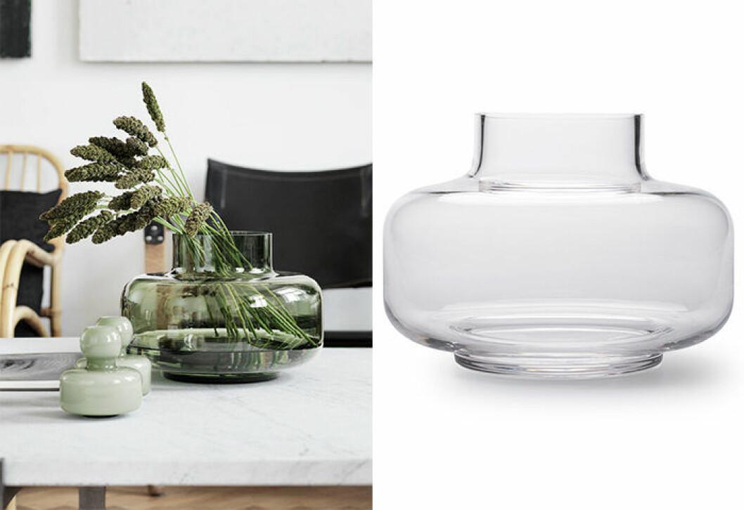 Vasen Urna från Marimekko passar som en bröllopspresent