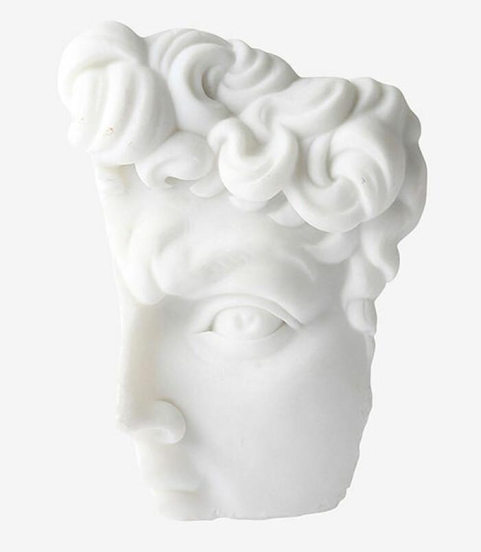 väggdekor staty från hkliving