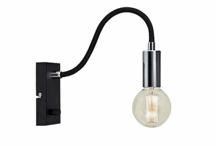vägglampa glödlampa