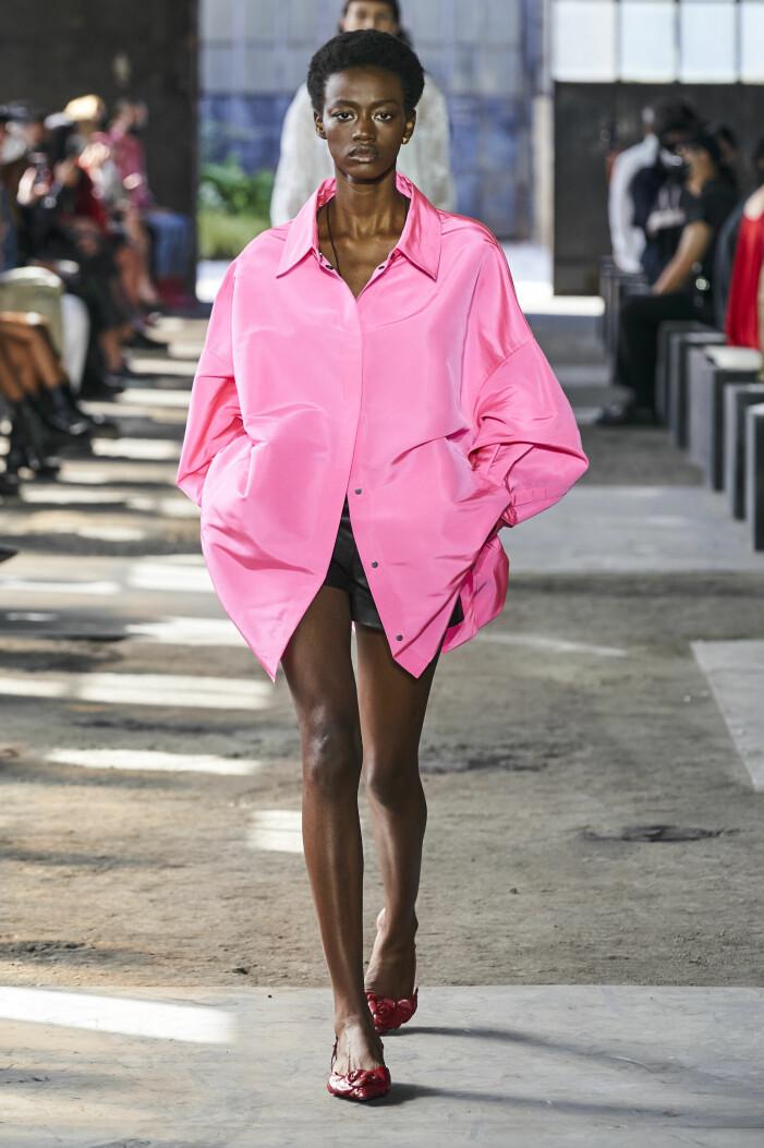 vårmode 2021 rosa shorts