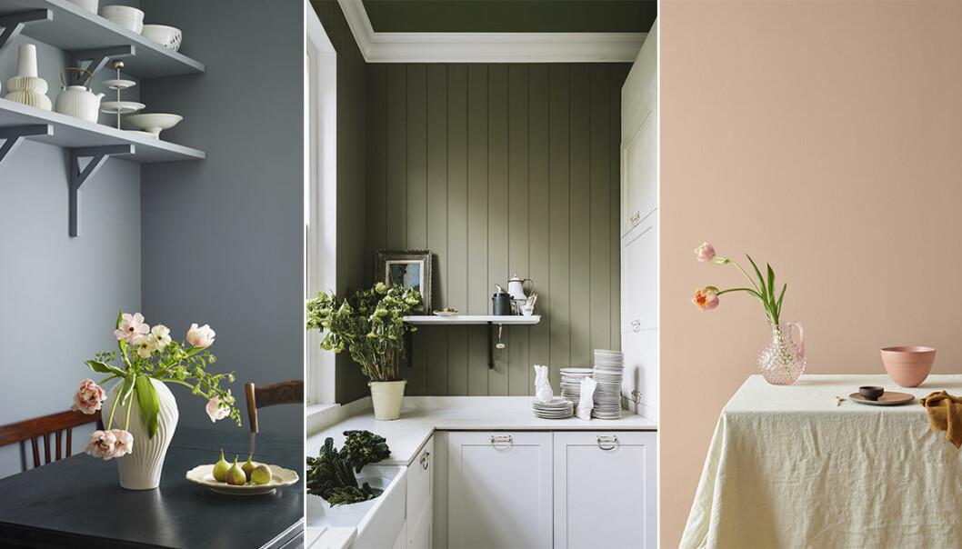 Välj rätt väggfärg – tips som gör det enkelt