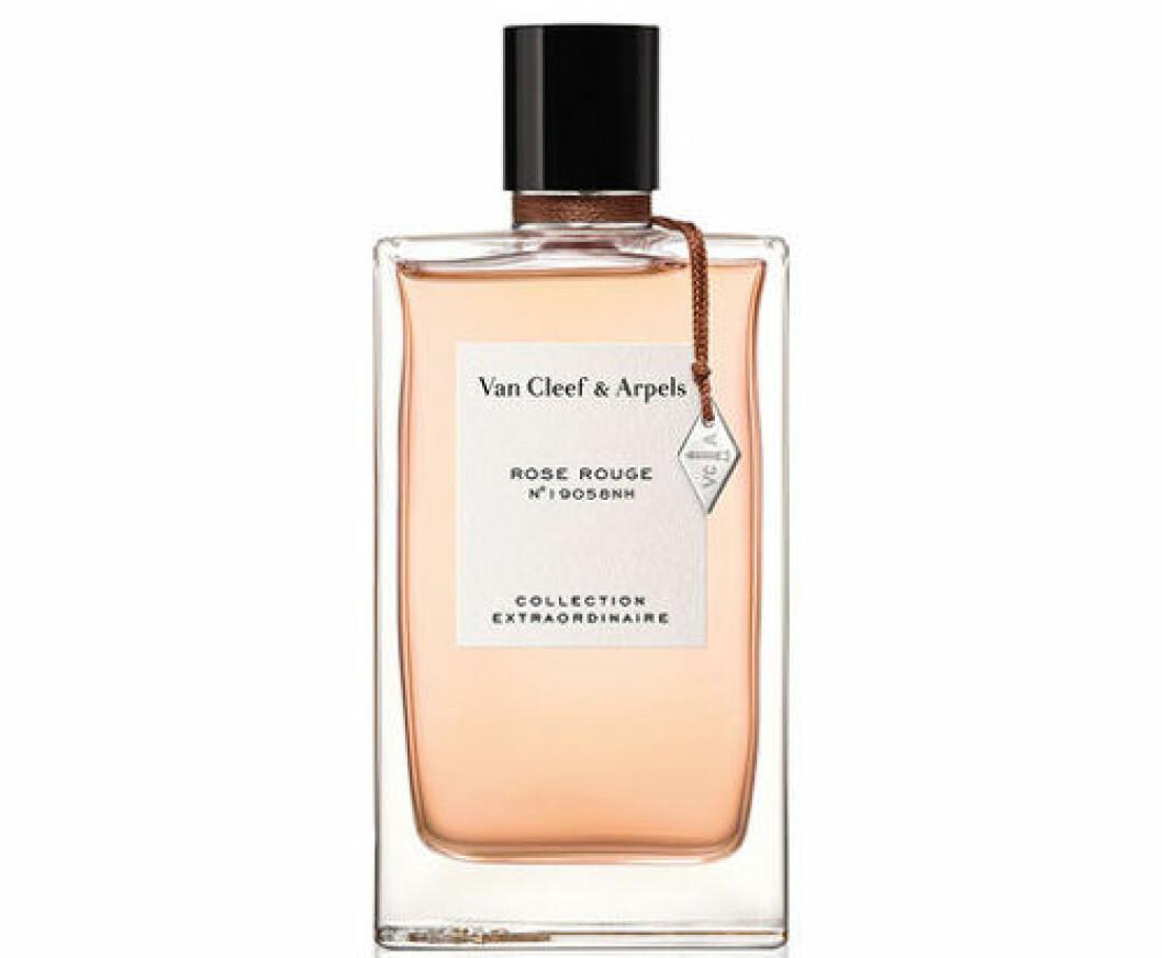 En bild på parfymen Rose Rouge EdP från Van Cleef & Arpels.