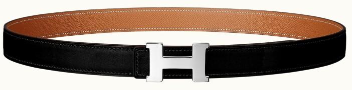 Vändbart skärp från Hermès