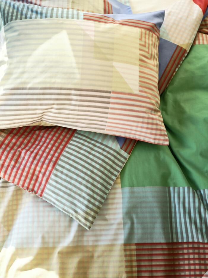 Vår- och sommarnyheter hos Ikea 2021, Pimpernöt sängkläder