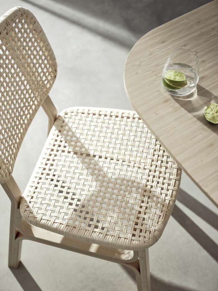 Vår- och sommarnyheter hos Ikea 2021, stolen Voxlöv
