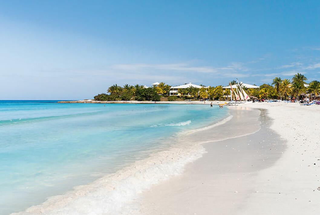 3. Varadero Beach, Kuba