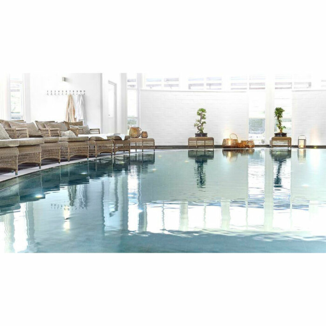 Varbergs hotell pool