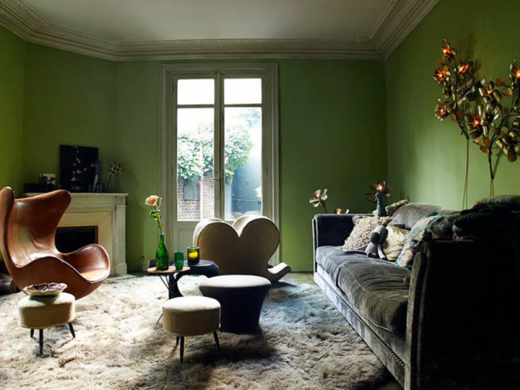 vardagsrum_livingroom_green_Foto_Gaelle_Le_Boulicaut
