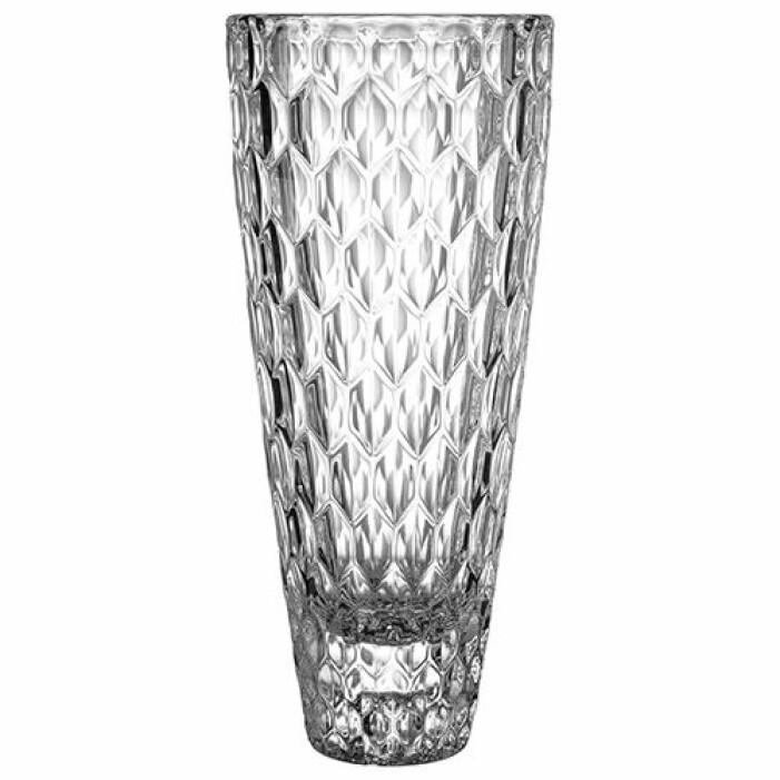 vas i kristallglas från villeroy och boch