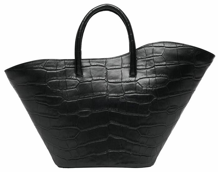 väska från Little liffner i svart