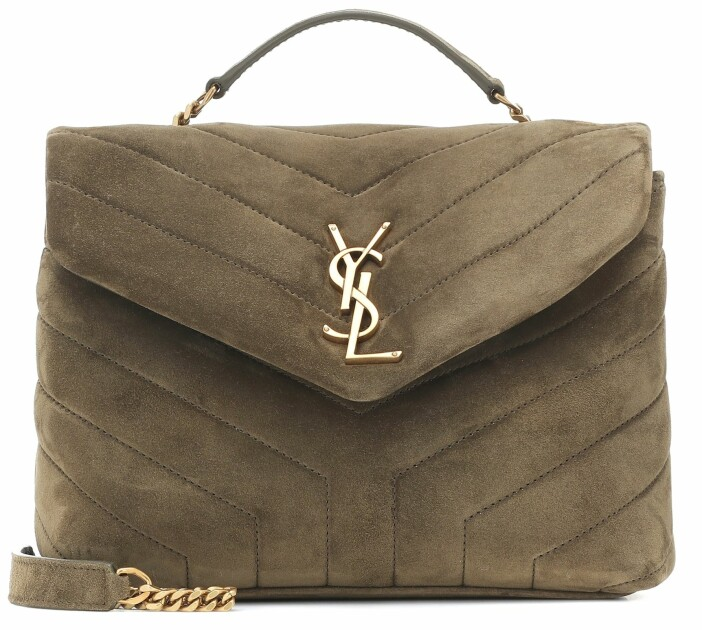 Väska från Saint Laurent.