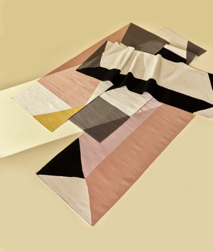 Vävda mattor från NJRD – Bernadotte & Kylbergs nya inredningsmärke
