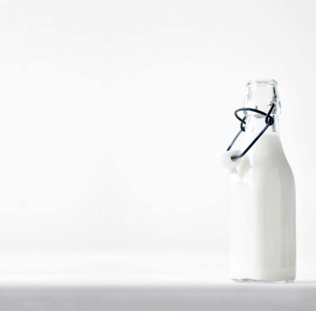 Växtbaserad mjölk