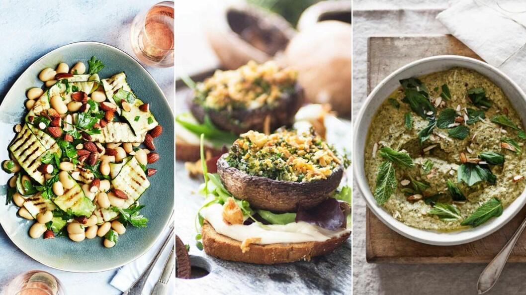Recept på vegansk plockmat