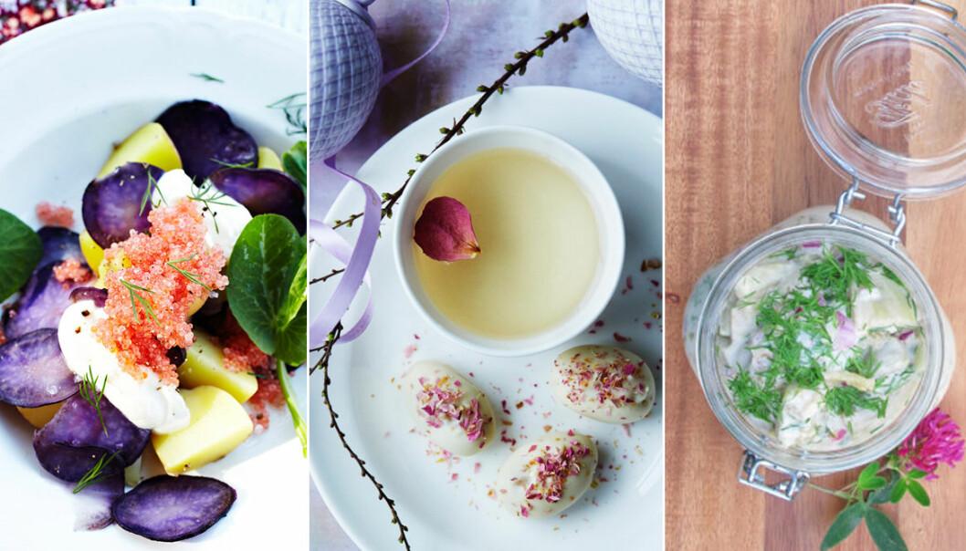 Vegetarisk och vegansk påskmat – 12 recept