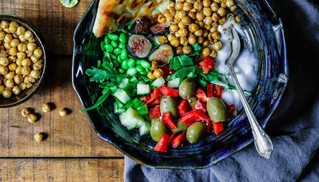 vegetariska luncher