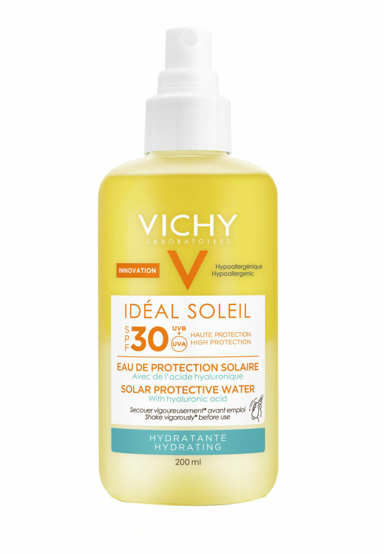 Vinnande solskydd från Vichy.