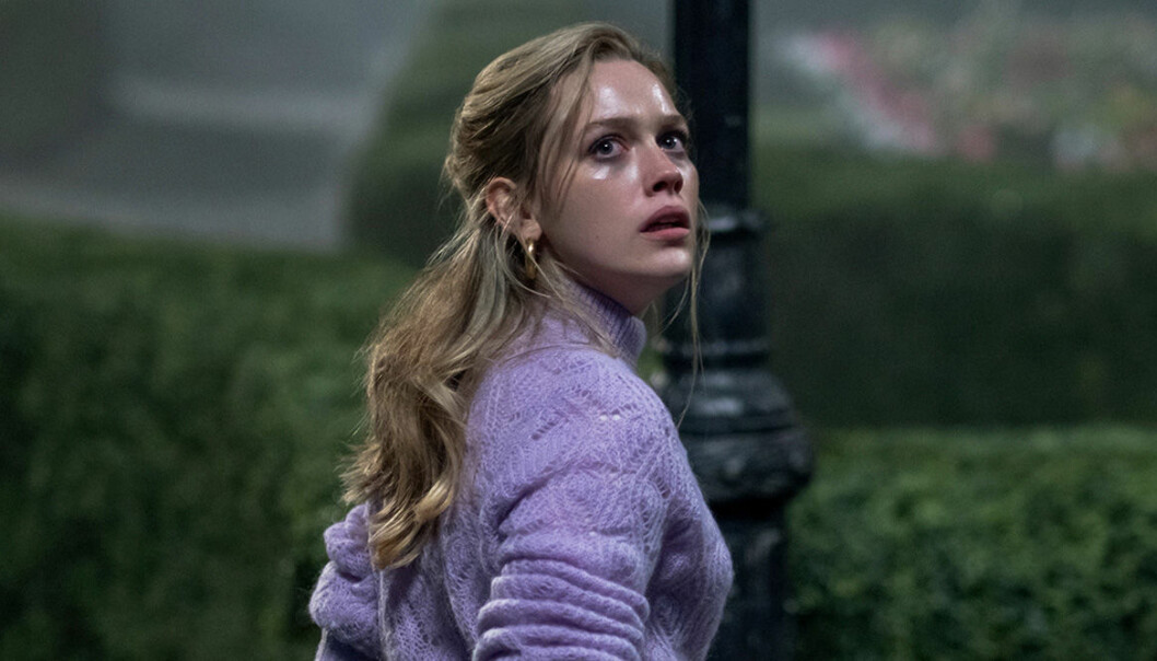 Victoria Pedretti i Netflix-serien The Haunting of Bly Manor