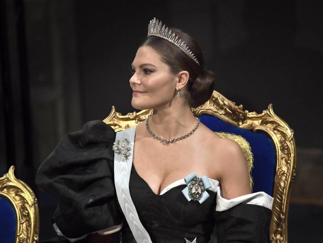 Victorias beauty på nobel 2019