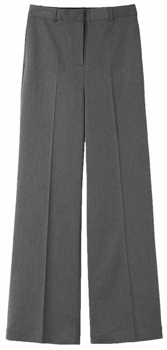 Vida kostymbyxor i grått från Wera