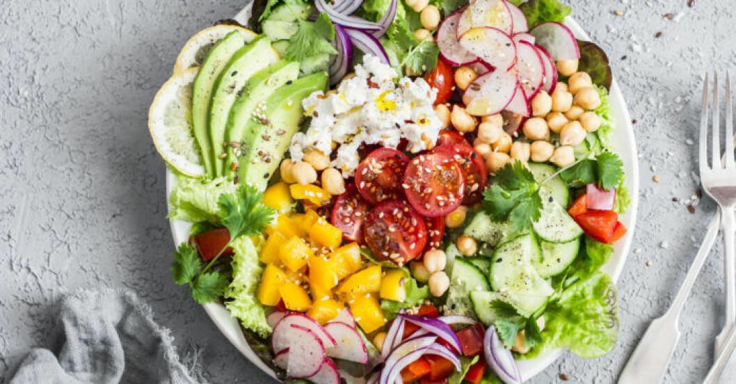 Viktiga kosttillskott för veganer och vegetarianer.