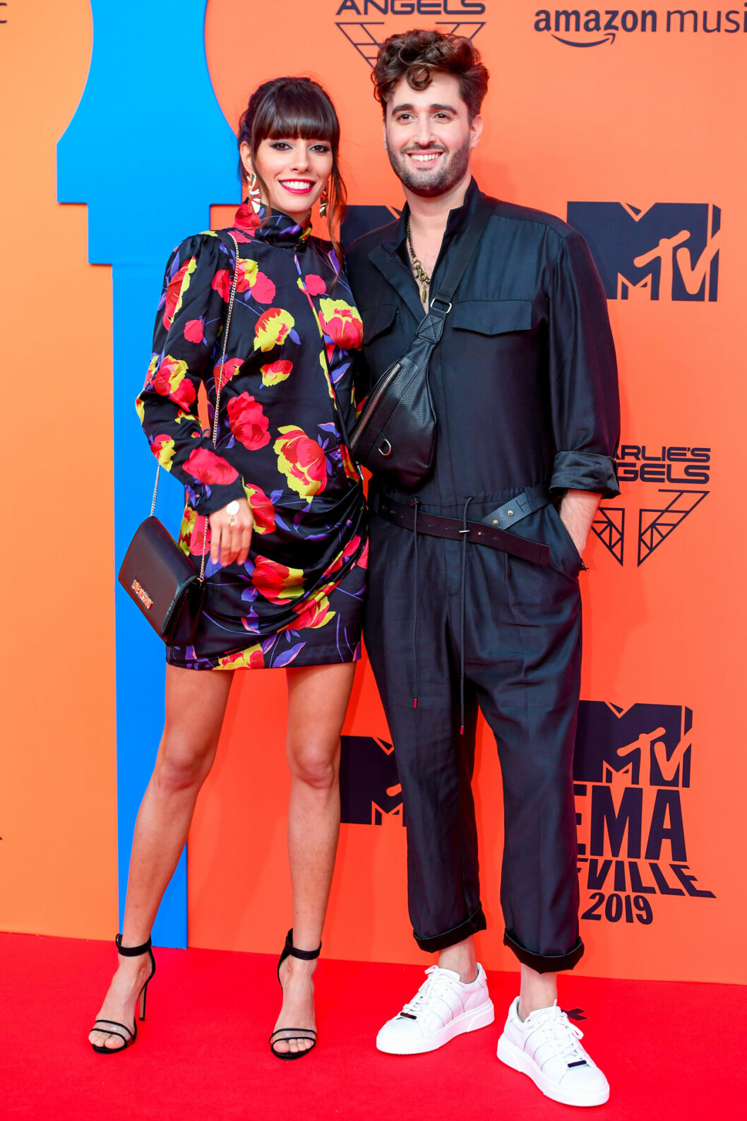 Viktor Király och Anita Virag på MTV EMA 2019 – se alla bilder här!